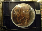 Hemisphere wreck display
