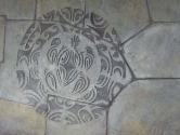 Turtle temple detail