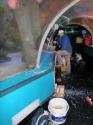 Ocean tunnel refurbishment