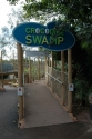 Crocodile swamp entrance