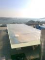Acrylic pool floor Istanbul penthouse