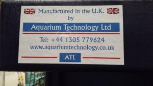 Made in UK, Aquariums, Dislay Tanks.