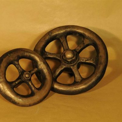 Replica ships valve wheels