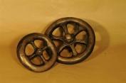 Replica ships valve wheels