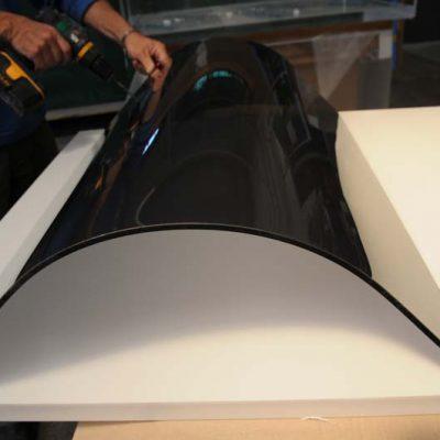 Machine guard fabrication