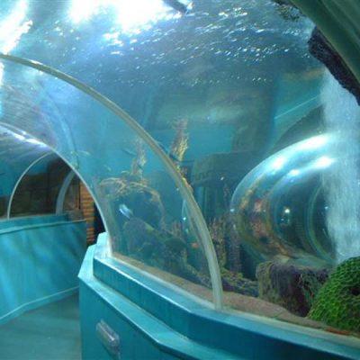 Walk through tunnel portesmouth