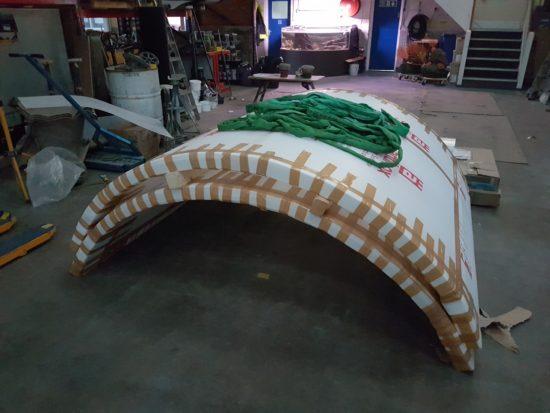 ATL tank for Pula acrylic