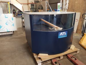 ATL supply tank for LUMOES project