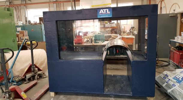 ATL kids tunnel tank